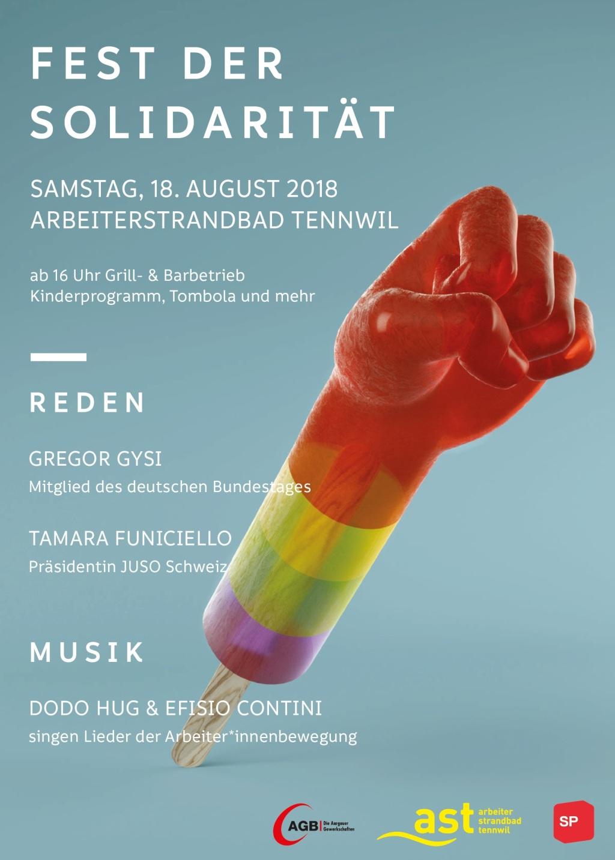 Fest der Solidarität